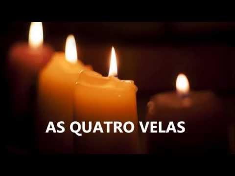 Emocione-se com esta bela história das 4 velas...