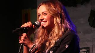 """Carly Pearce Sings """"Hide The Wine"""" At CMTVariety Event"""