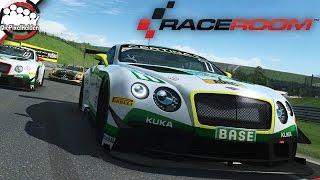 RACEROOM - Bentley Continental GT3 @ Sachsenring - Let