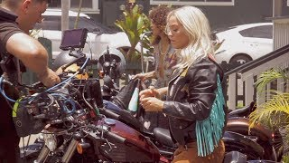 """Katy Perry - Making Of """"Harleys In Hawaii"""" Music Video"""