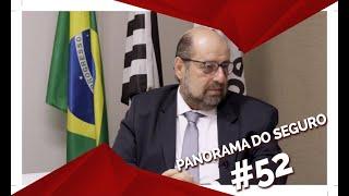PANORAMA DO SEGURO RECEBE APRESENTADOR DO PROGRAMA SEGURO