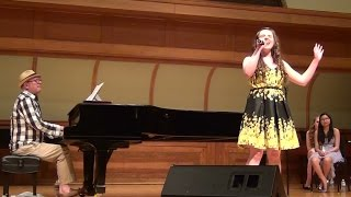 I'm Nobody's Baby - Judy Garland - Andy Hardy Meets Debutante (1940) - Cover By Lauren Ash