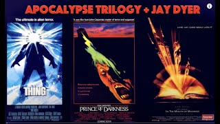 The Thing, Prince of Darkness & In the Mouth of Madness: Carpenter's Apocalypse Trilogy - Jay Dyer
