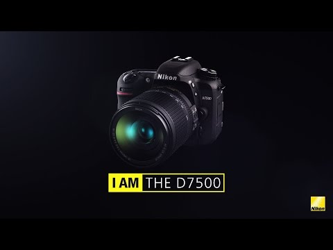 Nikon D7500 Product tour | I AM Chasing moments