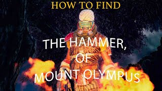 Outer Worlds - Hammer of Mount Olympus
