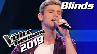 Lewis Capaldi   Someone You Loved (Linus Hemker) | The Voice Of Germany 2019 | Blinds