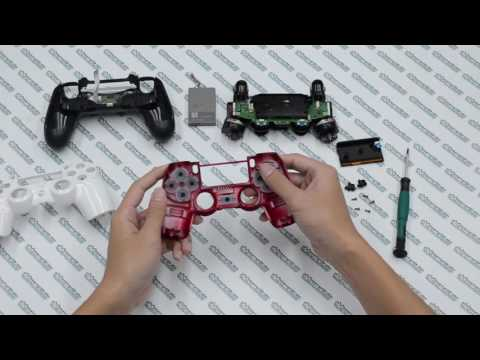 How to change your ps4 controller shell by Extremerate