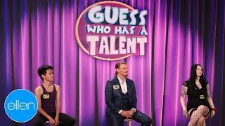 Mario Lopez Guesses Who Has a Unique Talent