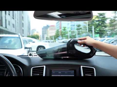 Product Video: Baseus Wireless Car Vacuum Cleaner