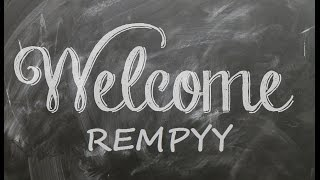 Welcome to your new clan Rempyy!