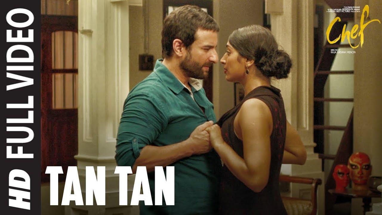 Tan Tan Full Video Song | Chef | Saif Ali Khan | Nikita Gandhi | Raghu Dixit  downoad full Hd Video
