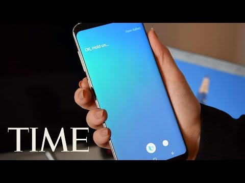 Watch Samsung's Galaxy S8 Live Reveal: Bigger Screen, VR, Bixby & More | TIME