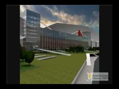 Nuovo Stadio Luigi Ferraris HQ