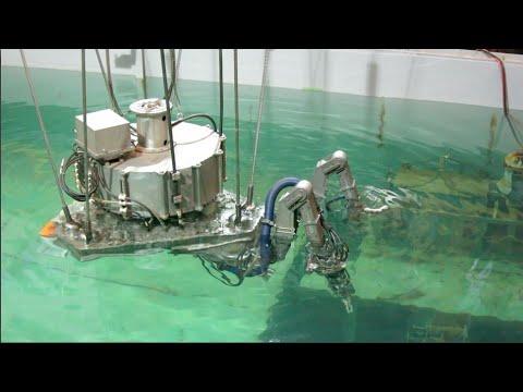 Fukushima Reactor Debris Stands No Chance Against Toshiba's Slicing, Dicing Robot