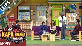 Dr Mashoor Gulati Meets Anil Kapoor And His Son The Kapil Sharma ShowEp498th Oct 2016