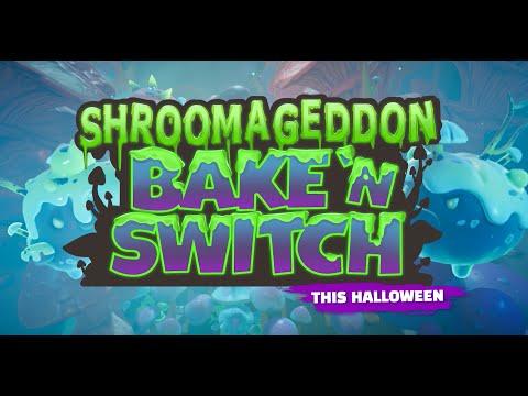 Bake 'n Switch shroomageddon teaser