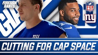How The New York Giants Can Open Up Cap Space To Sign BIG Free Agents