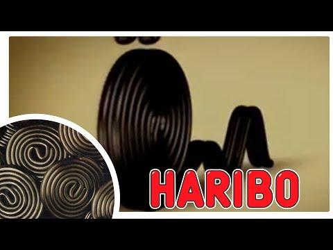 So entsteht leckeres HARIBO Lakritz