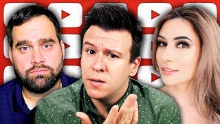 "Alinity ""Cat Throwing"" Scandal, PM Boris Johnson & Brexit, & Huge Andy Signore Accusations Update"