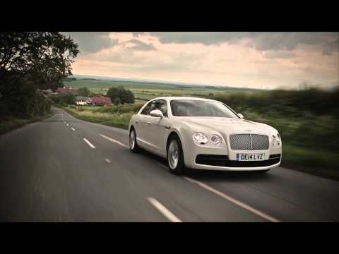2015 Bentley Flying Spur V8 First Drive : Carbay