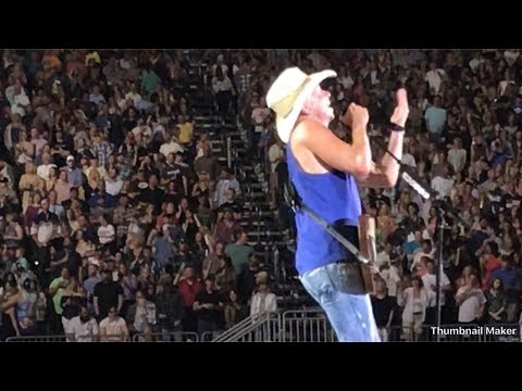 Get Along - Kenny Chesney (2018 live performance)