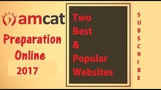 Two Best Website for AMCAT Preparation 2017