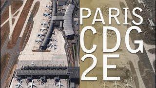 Paris - Charles de Gaulle Airport, Terminal 2E | Departure & Arrival