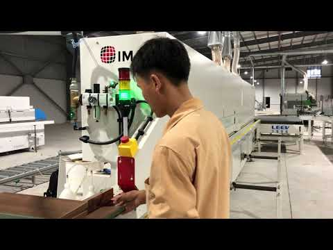 Return conveyor in connection with IMA Edge
