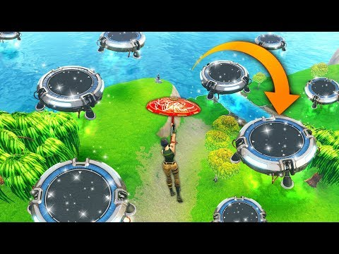 WEIRDEST JUMP PAD GLITCH EVER.. | Fortnite Funny and Best Moments Ep.46 (Fortnite Battle Royale)