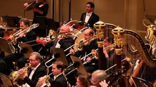 Shostakovich's Symphony No. 7 // Jaap van Zweden (Excerpt)