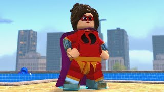 Lego The Incredibles - Stratogale - Open World   Roam Gameplay  Pc     1080p60fps