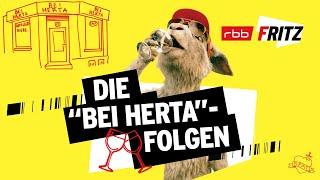 """Alle Folgen """"Bei Herta"""" von Neues vom Känguru reloaded   Marc-Uwe Kling   Känguru-Chroniken-Storys"""