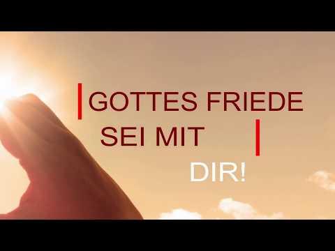 "Videoclip LIED 4 ""Gottes Friede sei mit dir"""