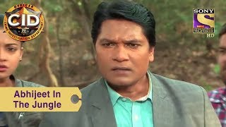 Your Favorite Character | Abhijeet in The Jungle | CID