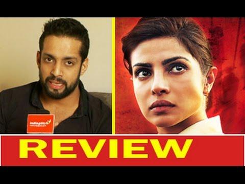 Jai-Gangaajal-Review-by-Salil-Acharya-Priyanka-Chopra-Prakash-Jha-Manav-Kaul-Full-Movie-Rating-09-03-2016
