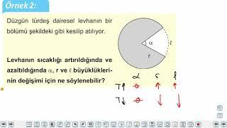 Eğitim Vadisi 9.Sınıf Fizik 22.Föy Genleşme Konu Anlatım Videoları