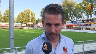 Reactie Gert Jan Karsten na HHC Hardenberg - VV Katwijk