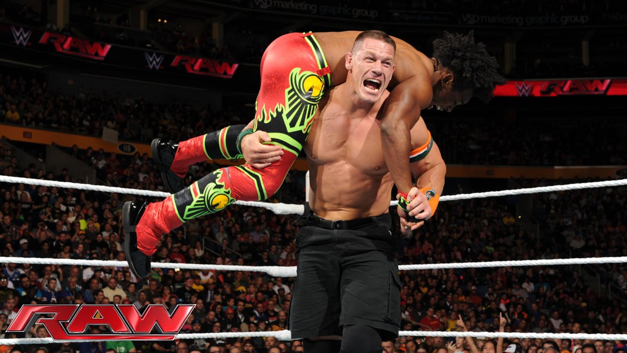 """john Cena Responds To WWE RAW Superstar: """"Are We Getting The Band Back Together?"""""""