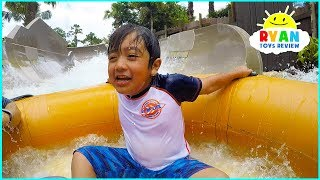 Disney World Water Parks Wave Pools and Water Slides at Typhoon Lagoon