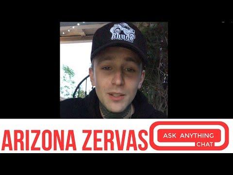 Arizona Zervas Talks Roxanne