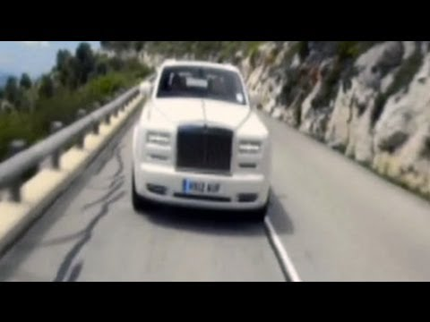 New Rolls Royce Phantom Series 2
