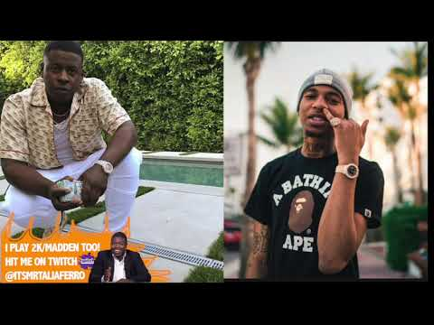 Key Glock Tells Dj To Cut Off Blac Youngsta Music While At A Show