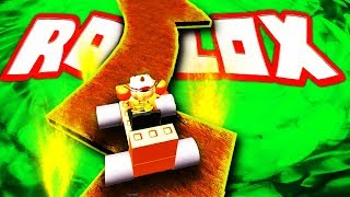 ROBLOX CAR OBBY OVER ACID!