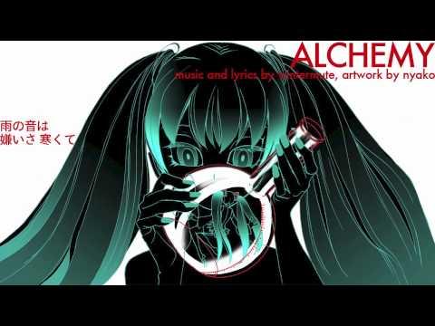 初音ミク Hatsune Miku - Alchemy
