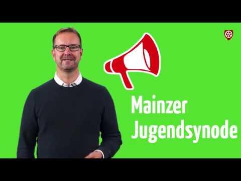 Macht mit bei der Mainzer Jugendsynode!
