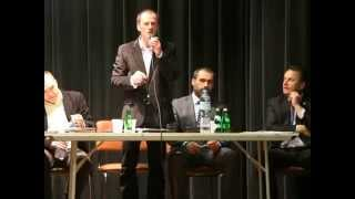 Spotkanie przedwyborcze w Dukli - Jan Dembiczak (2)