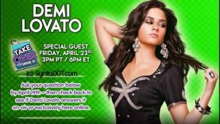 Demi Lovato Radio Disney Takeover 04/23/2010 (Part 2)