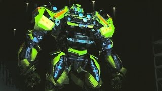 Transformers: Revenge of the Fallen - Walkthrough Part 3 - Shanghai Spiral Highway: Autobot Down