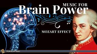 Classic Music for Brain Power   Mozart 440HZ