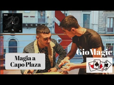 Magia A Capo Plaza - 20 Instore / GioMagic (Gangshit Ft. Dark Polo Gang)